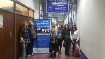 Docentes de la UTN Avellaneda participantes del EMCI 2017