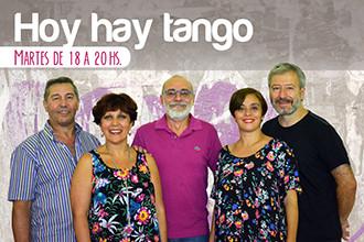 Hoy hay tango chica