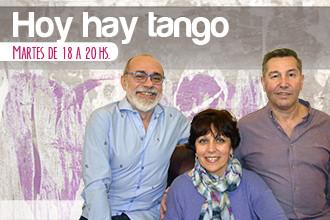 Hoy hay tango chico